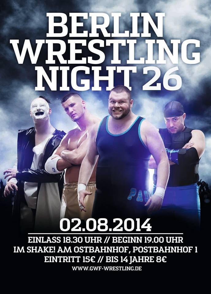Wrestling Night 26