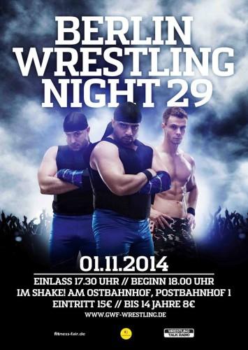 Wrestling Night 27