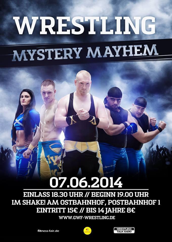 Wrestling Mystery Mayhem